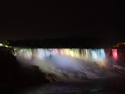 Niagara Falls: Ice Wine and Alien Secretions