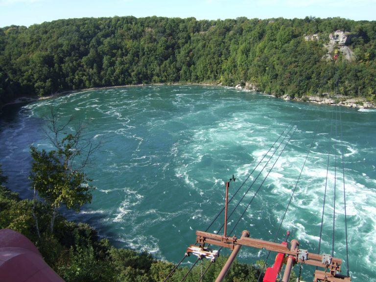 Niagara whirlpool