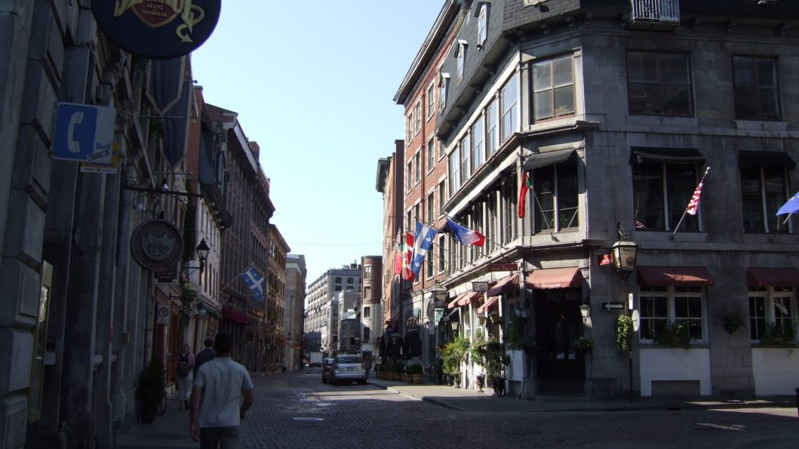 Montreal: Old Montreal – Getting into the Groove