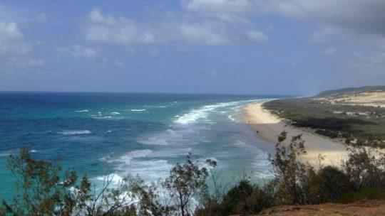 Fraser Island: Vistas of Sand and Sea