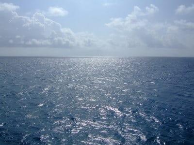 barrier reef waters