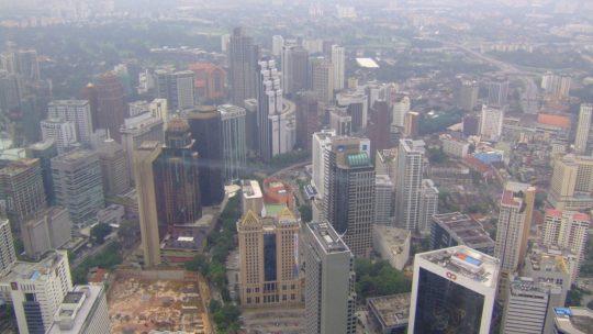 Kuala Lumpur: On top of the world