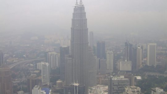 Kuala Lumpur: What the hell is that sound?