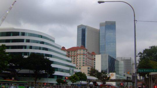 Singapore: The Singapore shuffle