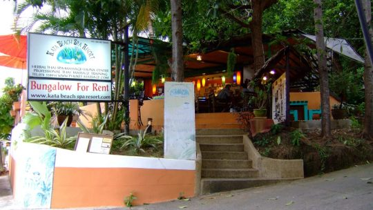 Phuket: Thai Massage – It's all about the pin