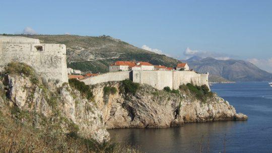 Dubrovnik: A haze of smoke