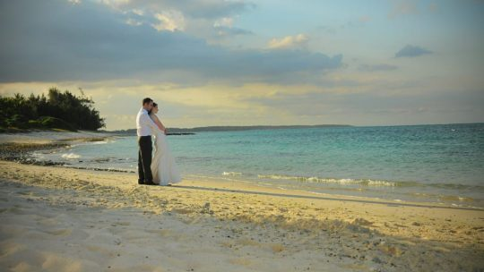 It's a beautiful day for a Mauritius Wedding…