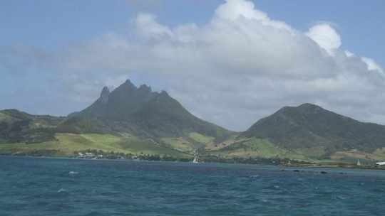 Mauritius: Running Late for a Date with Dolphins