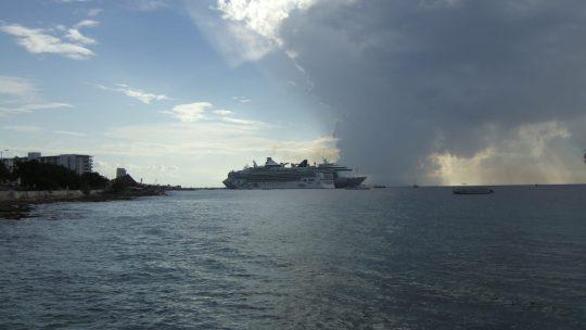 Cozumel: Sailing the Seas