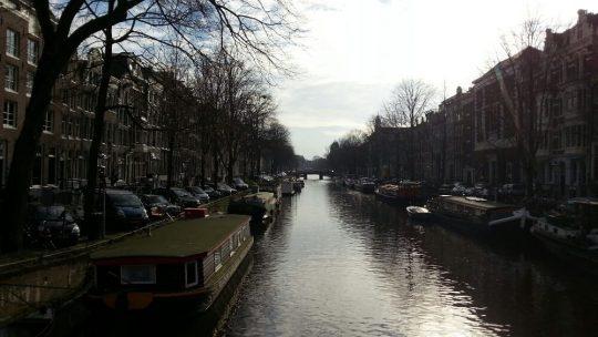 Amsterdam: City Break for Three Please