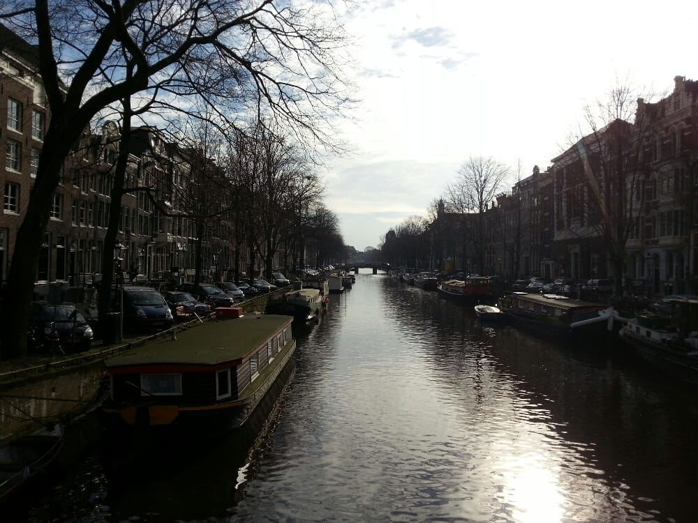 Amsterdam: City Break for Three Please