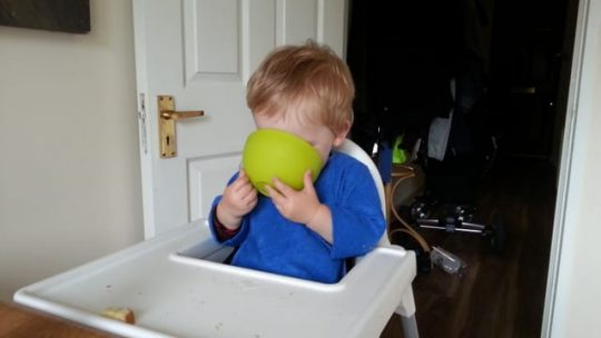 Oh truck! – Life with a 19 month old