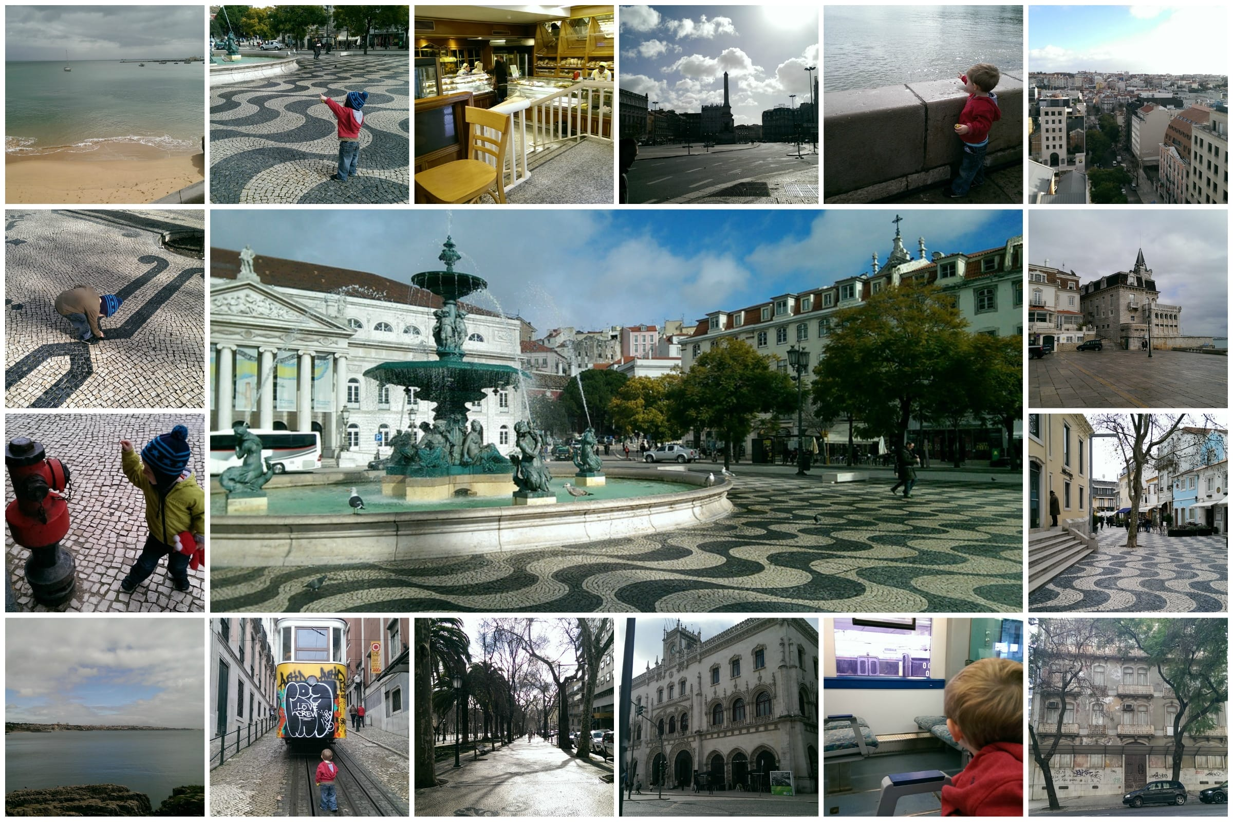 Lisbon through a lens