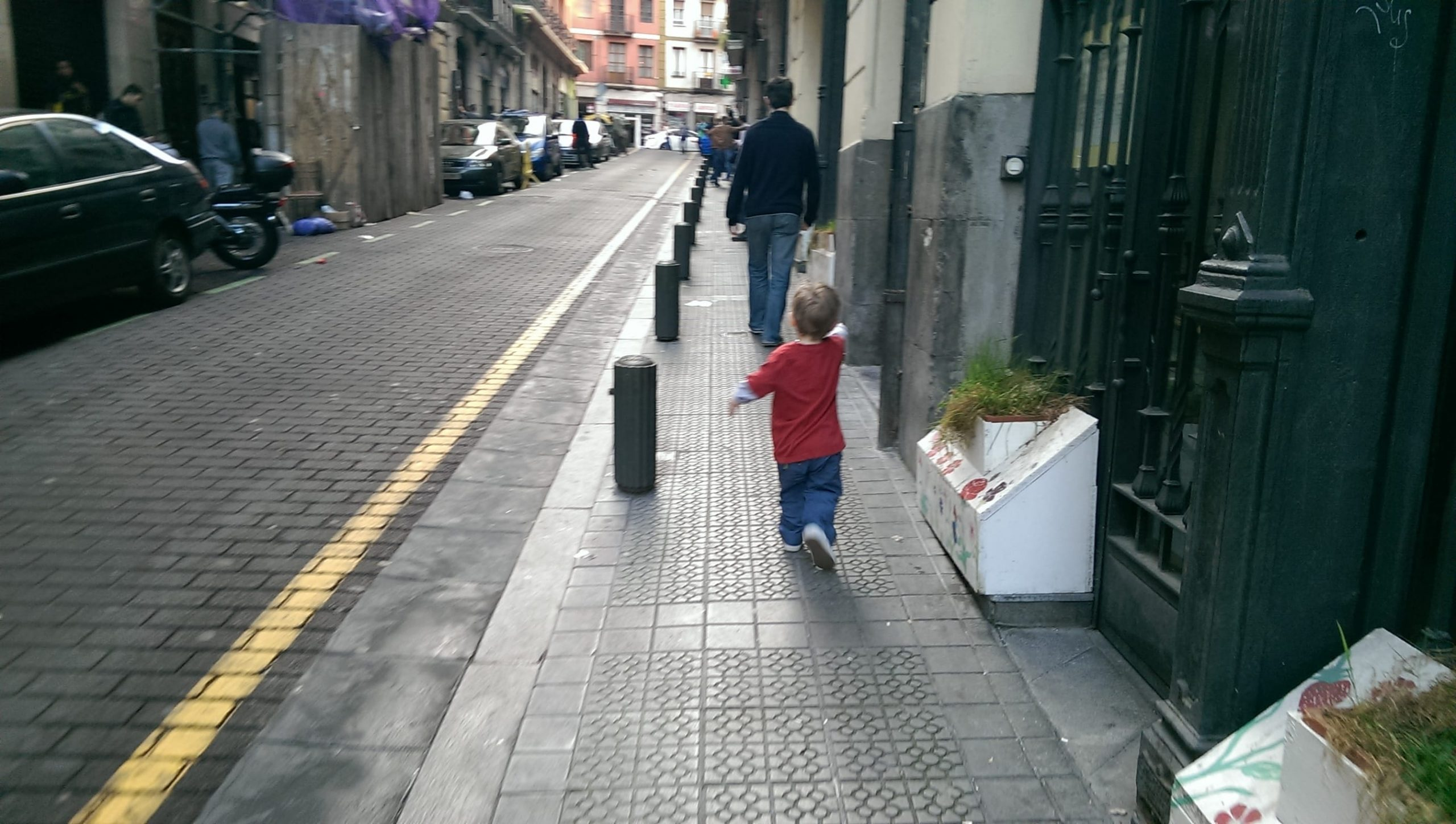 Bilbao streets