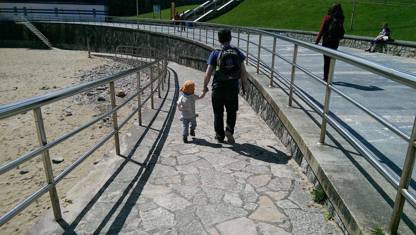 llanes-walkway
