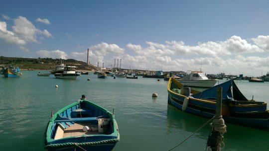 Malta: A road trip to Marsaxlokk