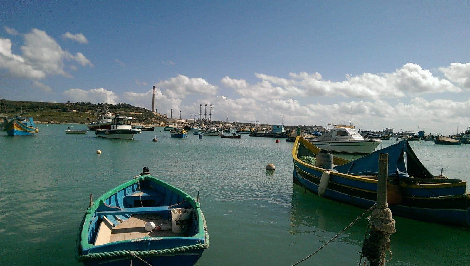 boats-marsaxlokk