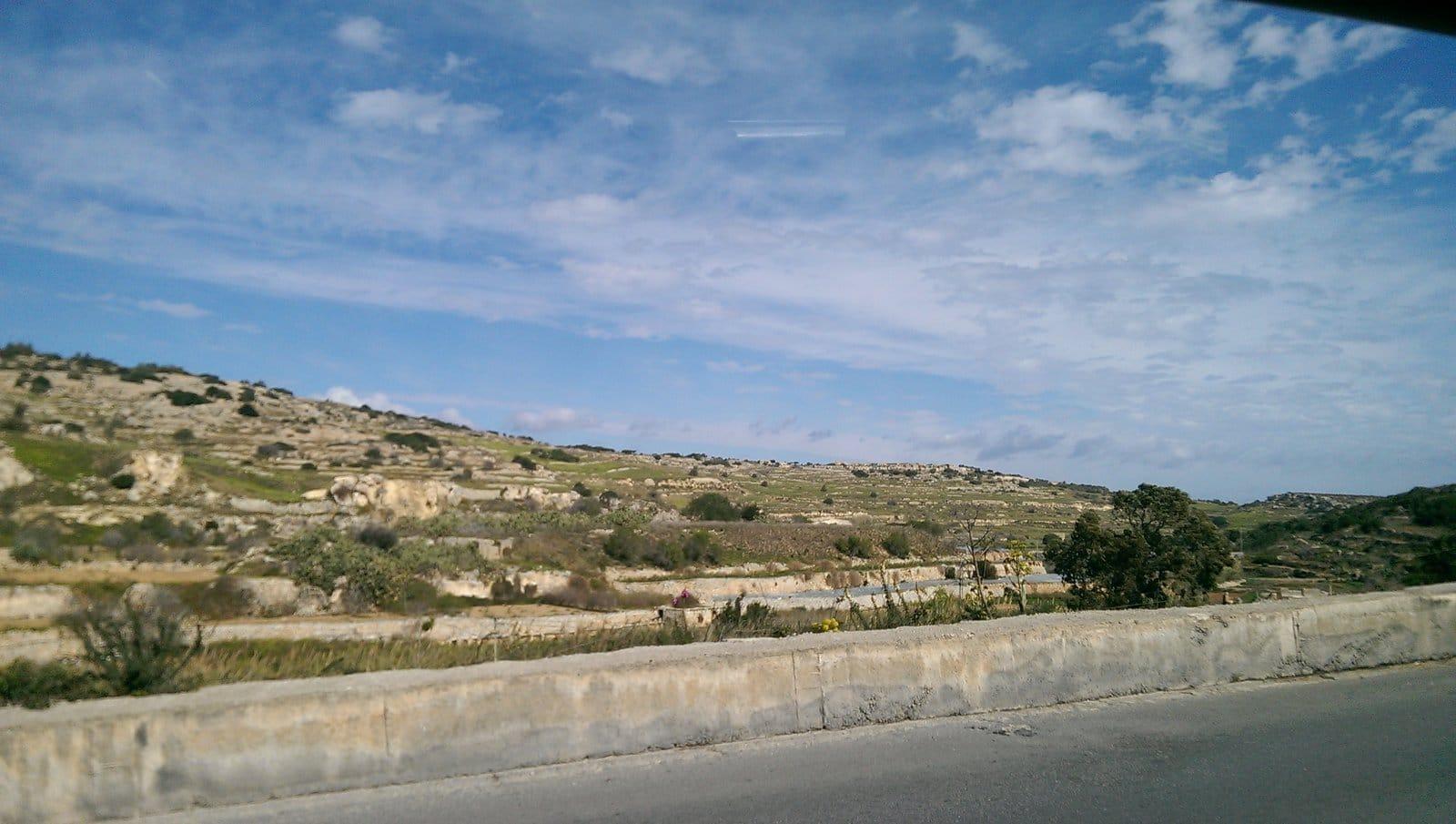 open-road-malta
