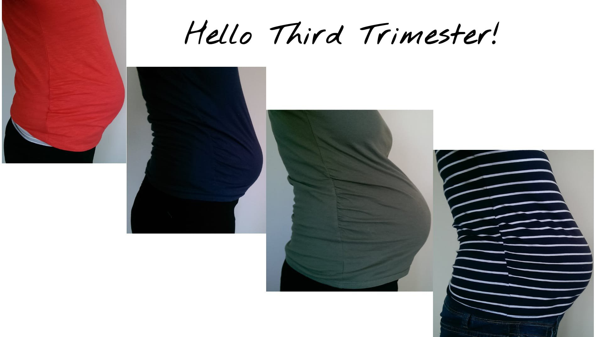 32 Weeks – Hello Third Trimester (and pelvic floor)