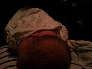 newborn-on-chest