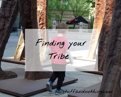 Finding your Tribe(s)