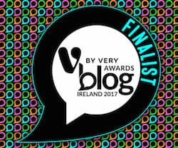 Irish Blog Awards Finalist