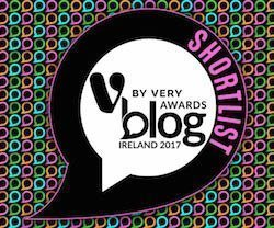 Irish Blog Awards Shortlist